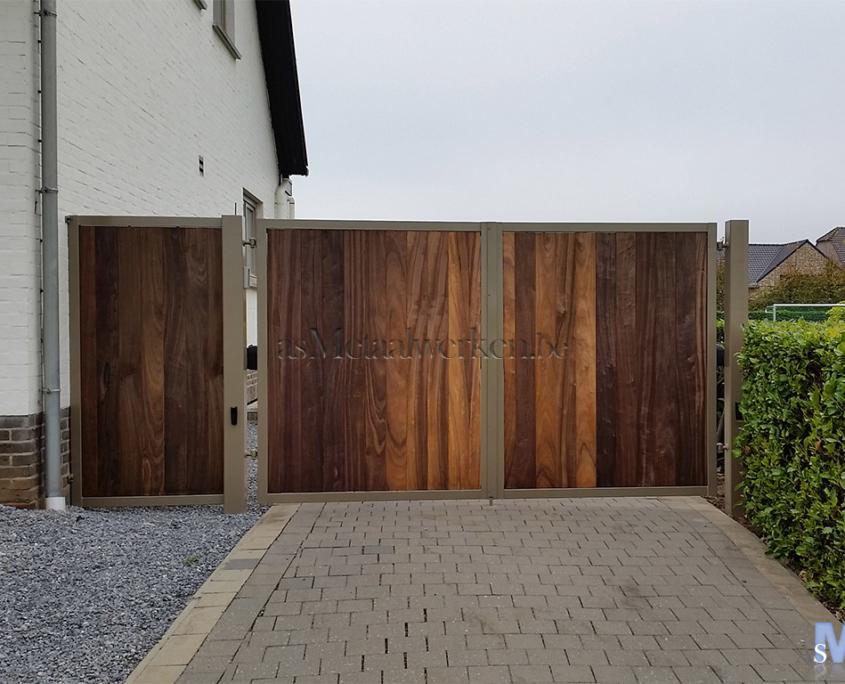 houten poort 50