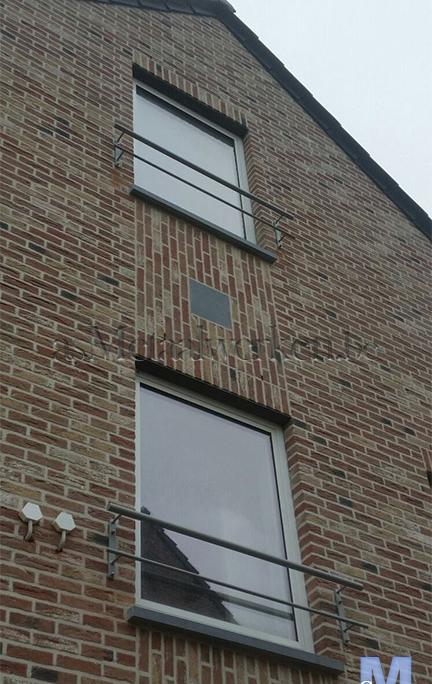 leuning raam
