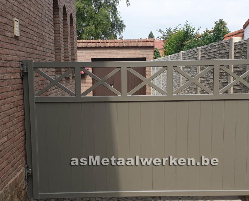asmetaalwerken poort